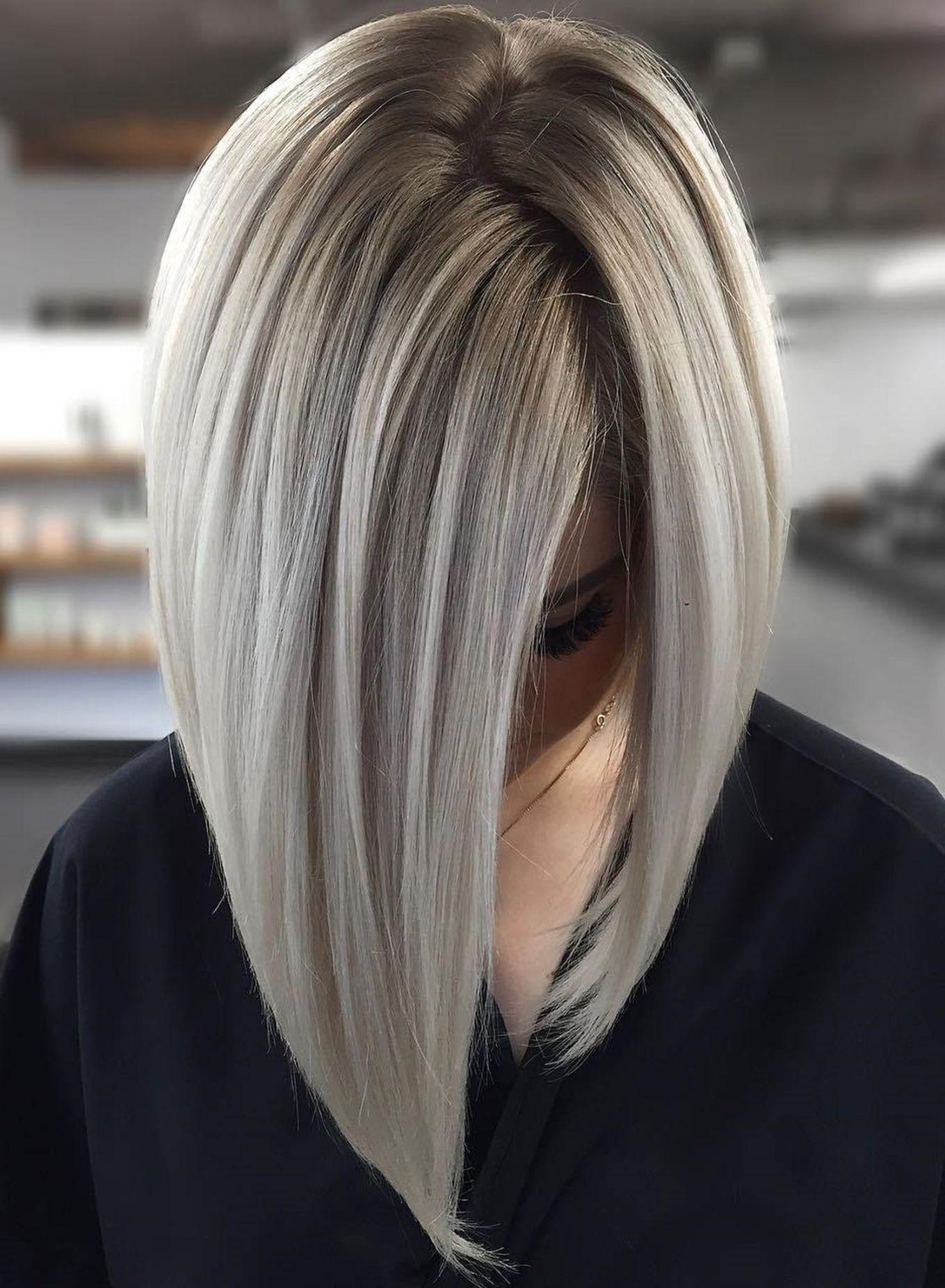 70 perfect medium length hairstyles for thin hair long