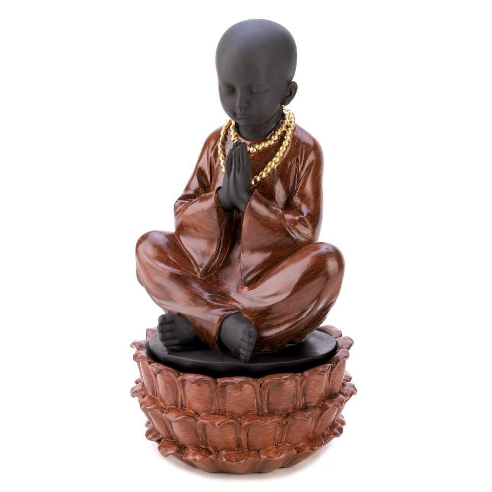 Small Buddha Statue, Antique Asian Buddha Statue, Zen