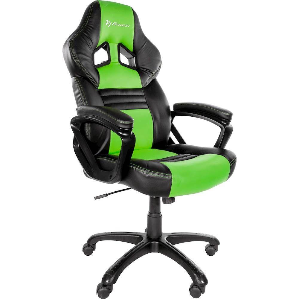 Arozzi Monza Gaming Chair Green Green Chair Gaming Chair Chair