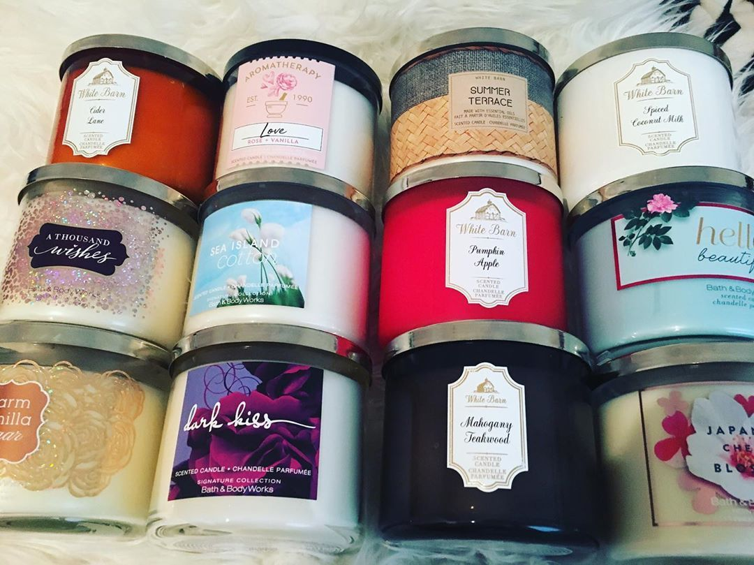 الروائح الجذابة والفواحة شموع باث اند بودي وركس الأكثر جاذبية 8 دنانير كويتي للطلب واتس اب للنساء 51654345 ل Ice Cream Talenti Ice Cream Instagram Posts