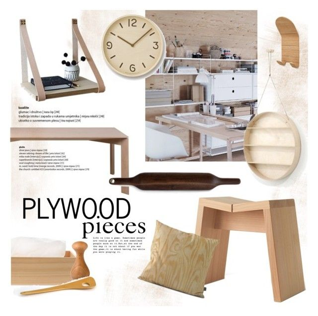 Plywood Pieces\