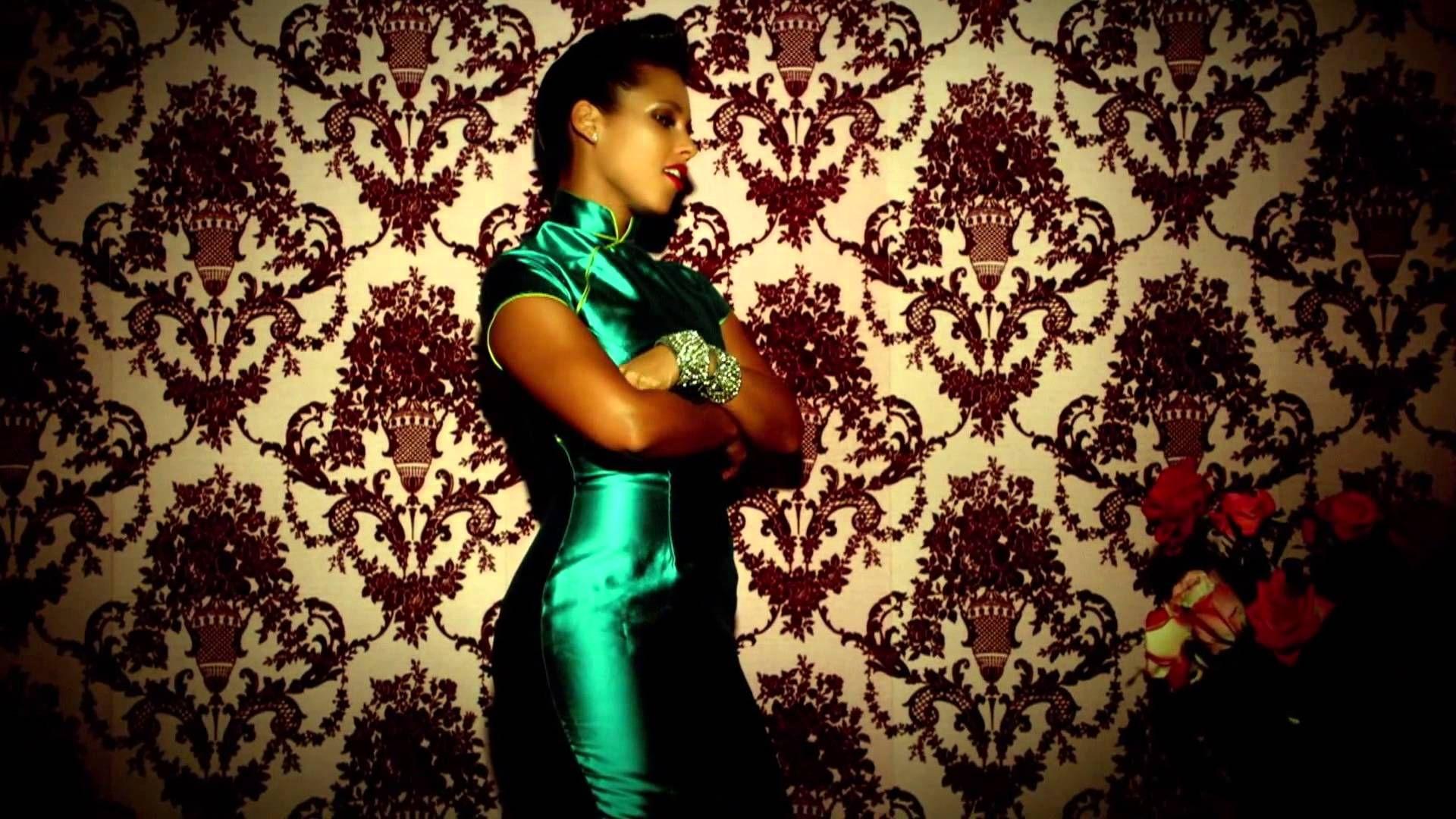 Alicia Keys Girl On Fire Video Oficial Hd Traducao Legendado