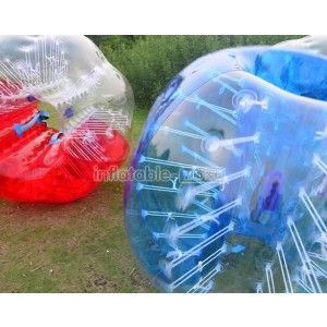 Pin By Inflatable Zone On Bubble Soccer With Images Bubble
