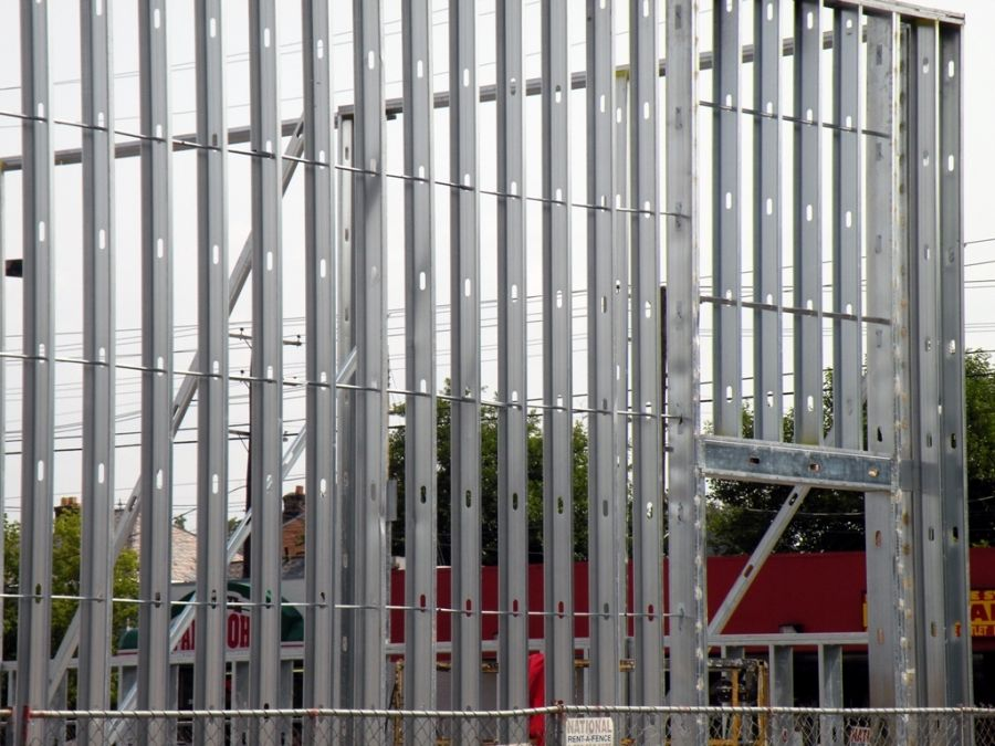 Cold Formed Metal Framing Consists Of Structural And Non