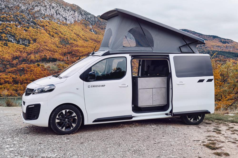 Crosscamp Life Opel Camper Als California Alternative In 2020 Camper Ideen Aussensteckdose Aufstelldach