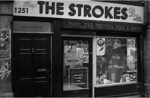 indie music store