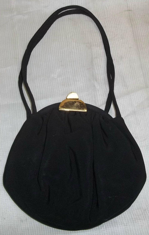Vintage 1950 S Jr Formal Handbag Acetate Clutch Purse Bag By Shonnasvintage On Etsy