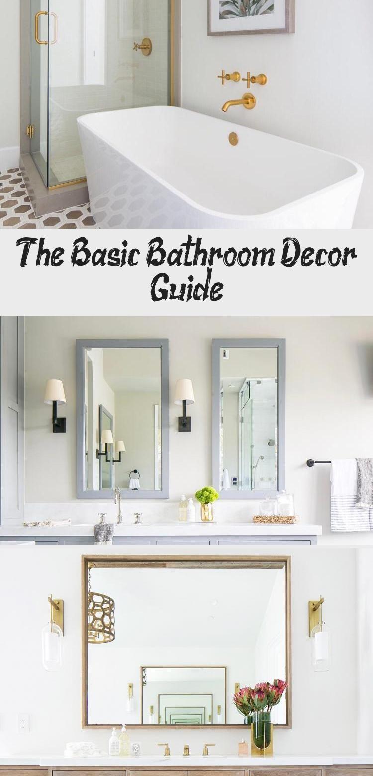 Photo of Der Basic Bathroom Decor Guide – Badezimmer
