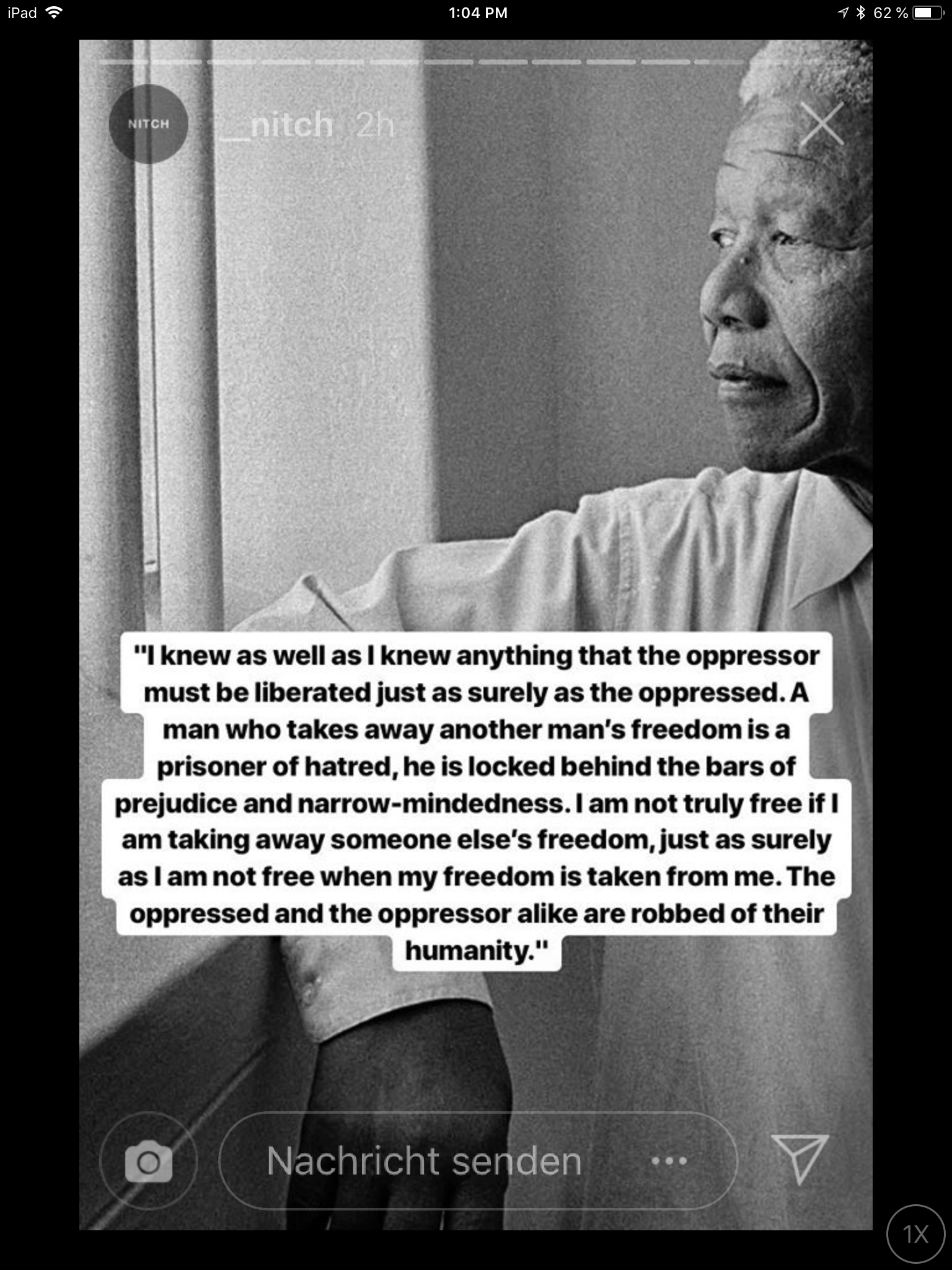 Nelson Mandela A Long Walk To Freedom Best Quotes Words Life Quotes
