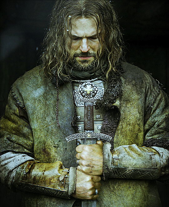 "Warrior Film Online: Rurikids: "" Danila Kozlovsky As Prince Vladimir. ""Viking"
