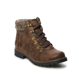Sonoma Goods For Life® Crayon Women's Hiking Boots