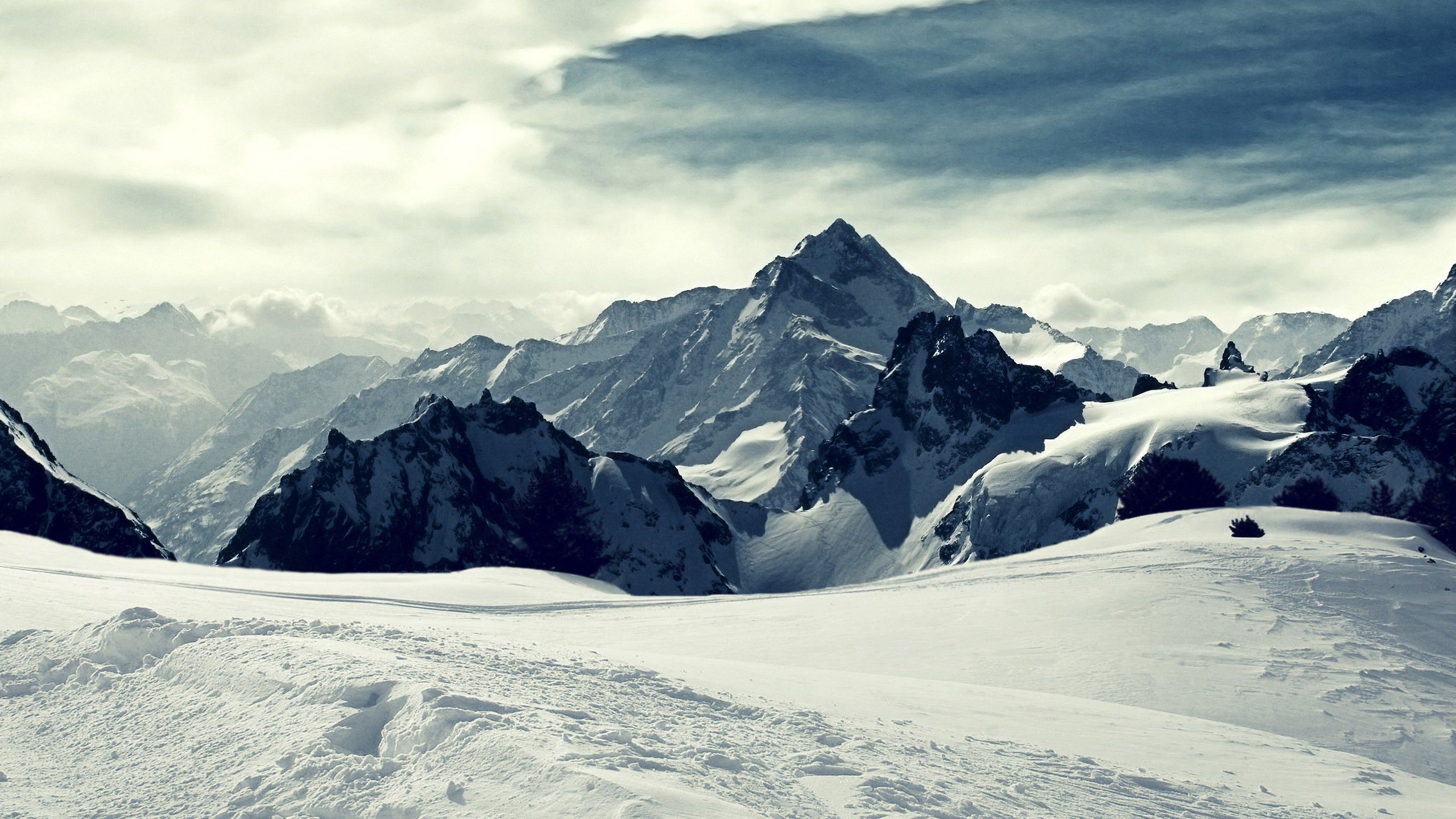 Snowy Mountains Wallpapers Wallpaper Cave Mountain Wallpaper Mountain Pictures Landscape Wallpaper
