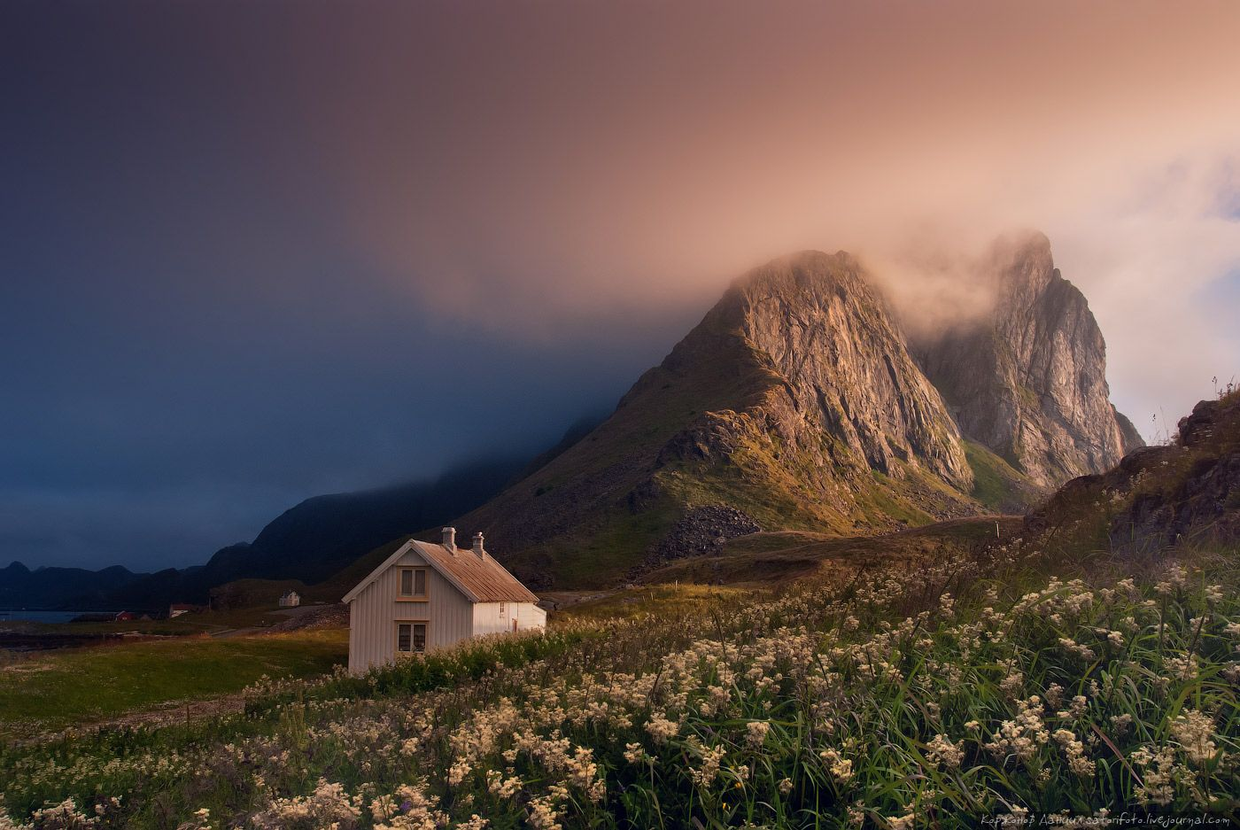 My daughter wants to live in Norway someday... and I would not complain about visiting her one bit...
