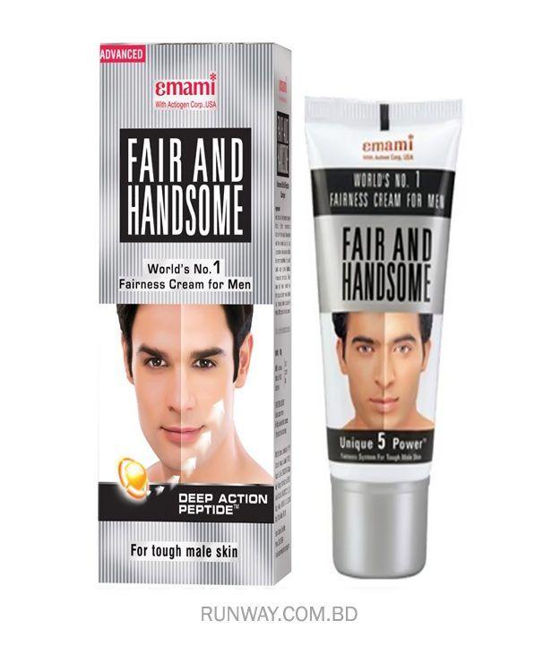 Emami Fair Handsome Men Cream Cosmetics Perfume Perfume Men Cream