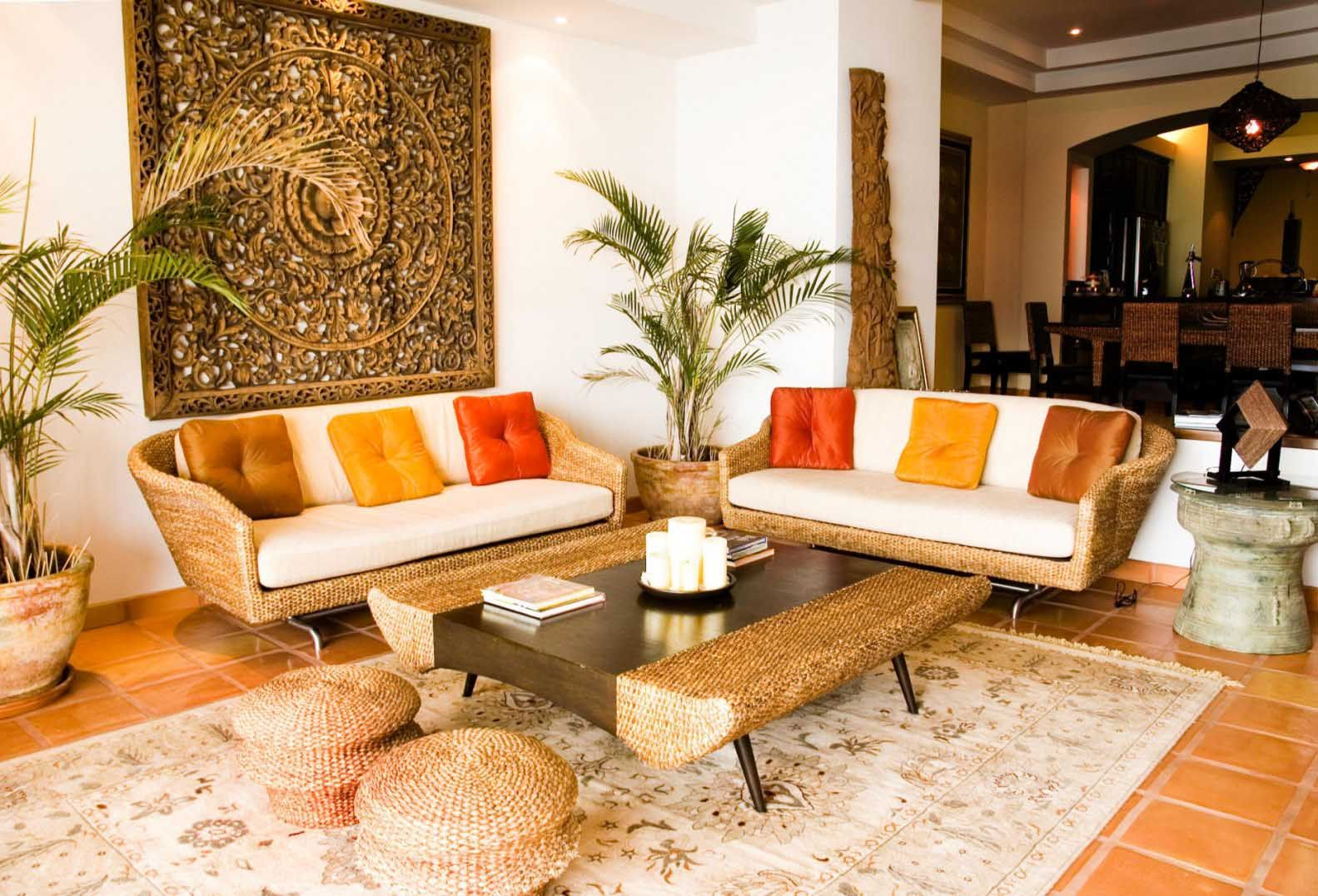 14 Amazing Living Room Designs Indian Style Interior And Decorating Ideas Archlux Net Tropical Living Room Indian Living Rooms Indian Interior Design #tropical #living #room #design