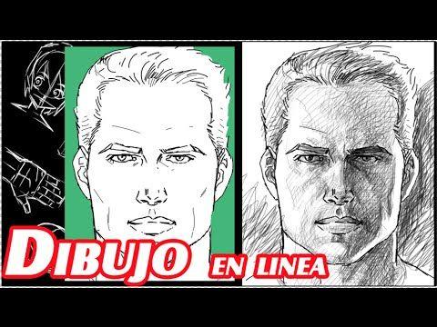 Rostro Humano Como Dibujar Un Hombre Facil Paso A Paso Saber Como Aprender A Dibujar Caras O Rostros Humanos Paso A Paso