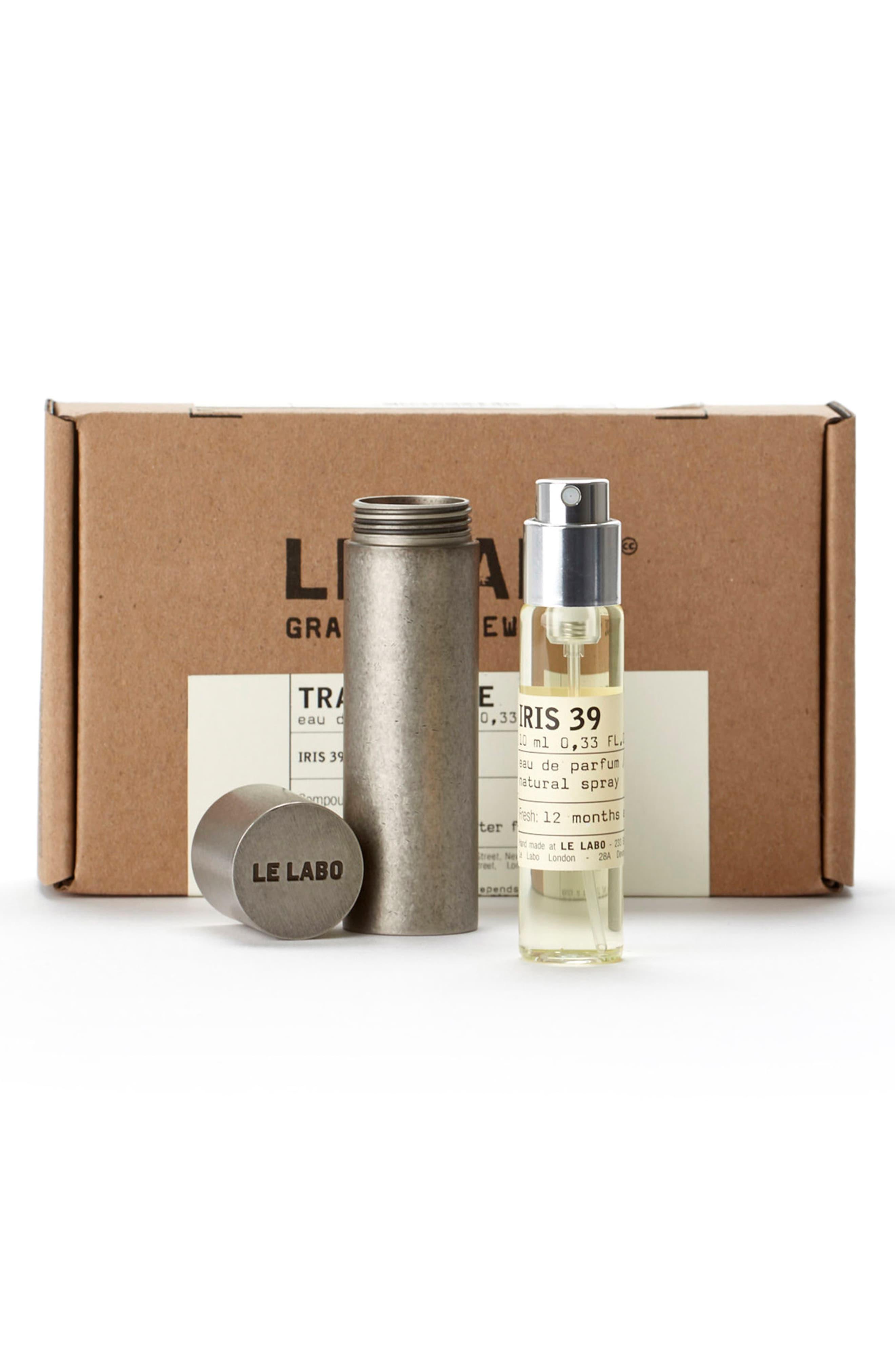 Le Labo 'Iris 39' Travel Tube Perfume, Iris, Lip conditioner