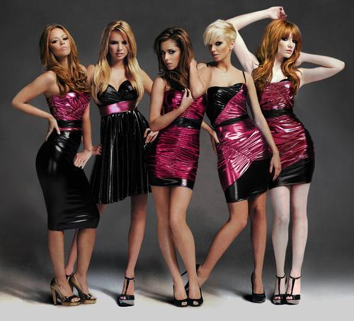 The blonde beauty in girls aloud, kate mcdougall nude