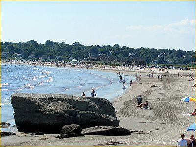 Newport Ri Beaches And Rhode Island Sline Information