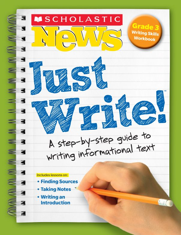 Just Write! takes everything you like about Scholastic News and puts on amazon order form, american girl order form, art order form, division order form, sports package order form, army work order form, book order form, 2013 cookie order form, potbelly's menu order form, sample t-shirt order form, return order form, office depot order form, at&t order form, create fundraiser order form, staples order form, professional order form, xerox order form, sample purchase order form, sample ticket order form, 3m order form,