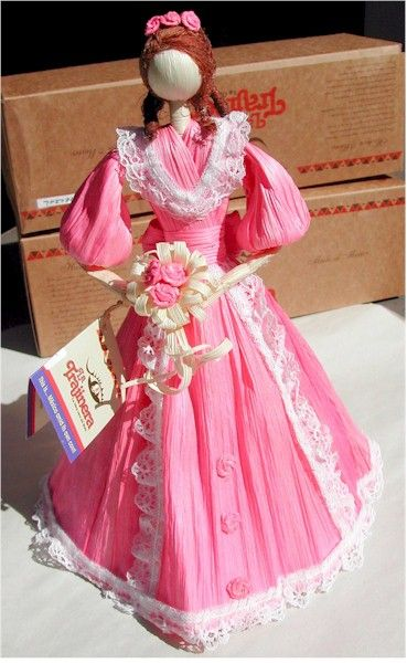 Mexican Corn Husk Dolls | Mexican Cornhusk Dolls