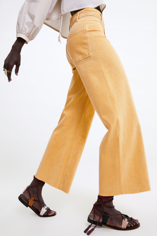 Jeans Zw Premium Marine Straight новинки женщины Zara украина Straight Jeans Straight Leg Jeans Women Jeans