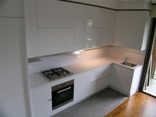 cucina one ernestomeda con elettrodomestici neff - arredamenti ... - Cucina Elettrodomestici