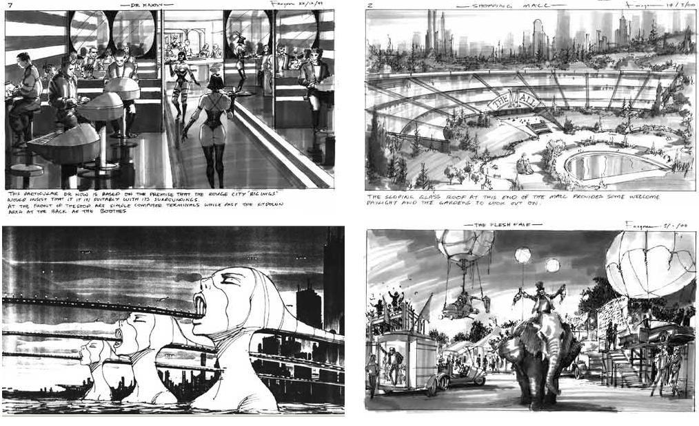 Kubrick Boards For Ai From HttpKubrickfilmsTripodCom