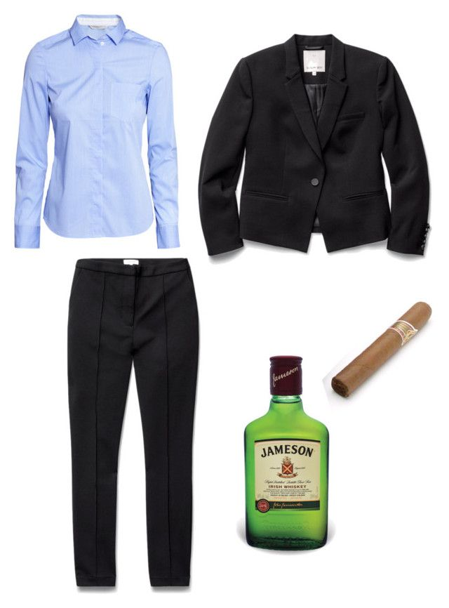 The Wire - Homicide by daphne-lb on Polyvore featuring H&M