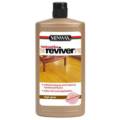 Minwax 1-qt High Gloss Polyurethane Hardwood Floor Reviver