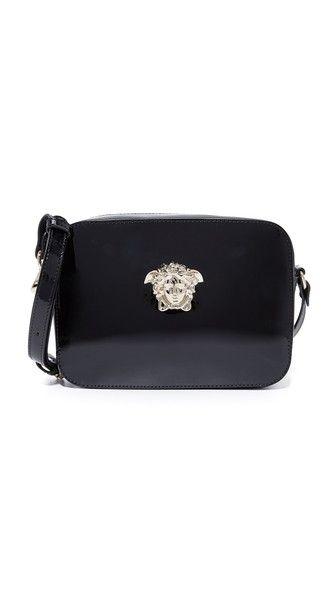 VERSACE Medusa Cross Body Bag.  versace  bags  shoulder bags  patent   a2669b346c
