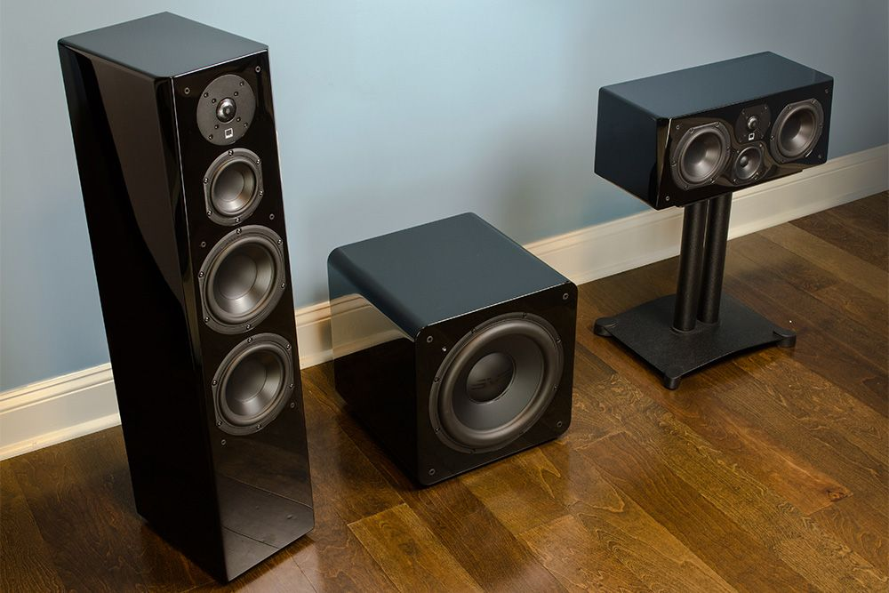 Designed For Two Channel Purists And Home Theater Fans Alike The Prime Bookshelf