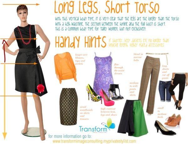 7989fb1e79 Dressing Long Legs Short Torso