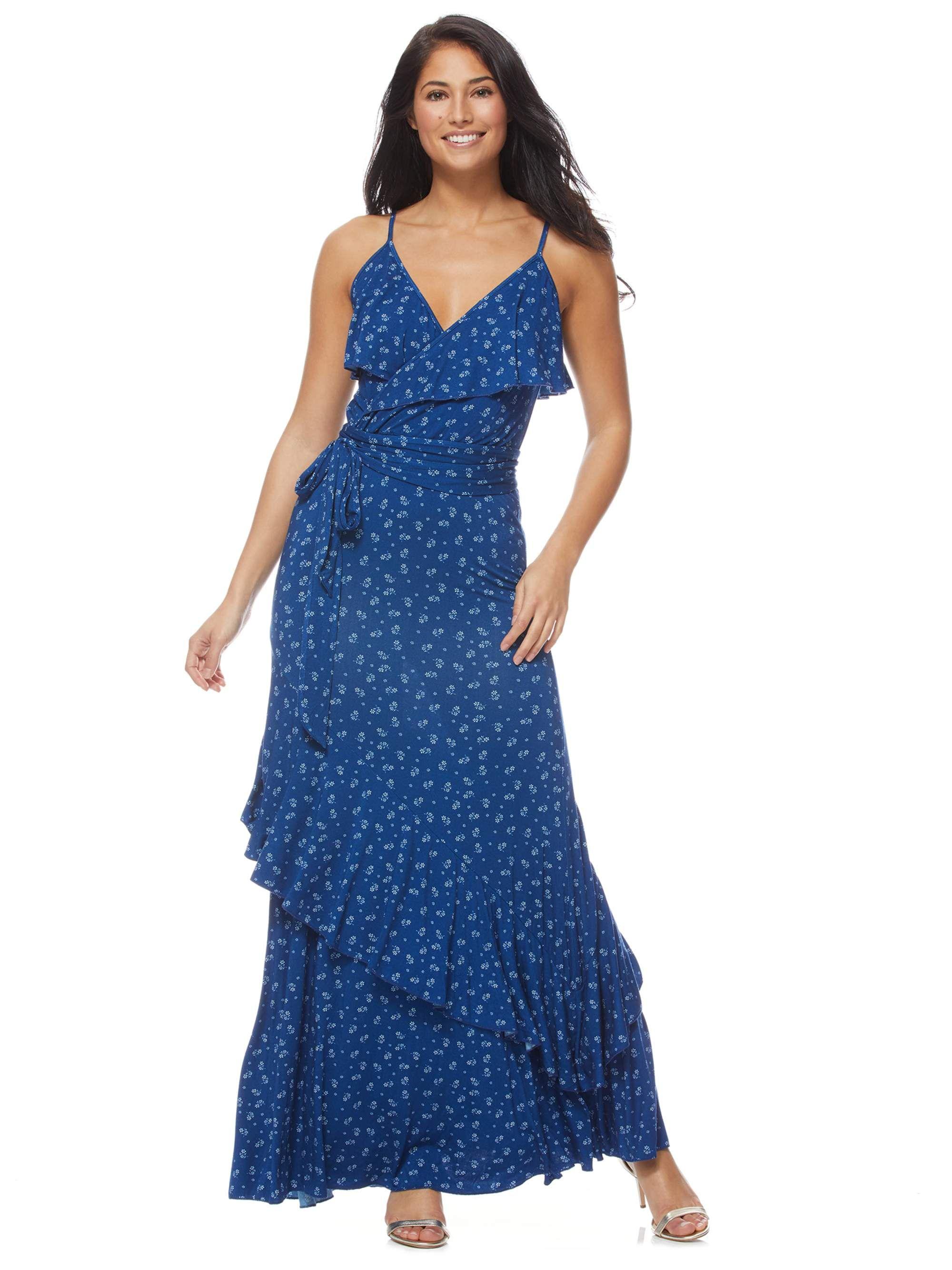 Sofia Jeans By Sofia Vergara Sofia Jeans By Sofia Vergara Sleeveless Knit Faux Wrap Maxi Dress Women S Walmart Com Maxi Dress Maxi Wrap Dress Maxi Knit Dress [ 2667 x 2000 Pixel ]