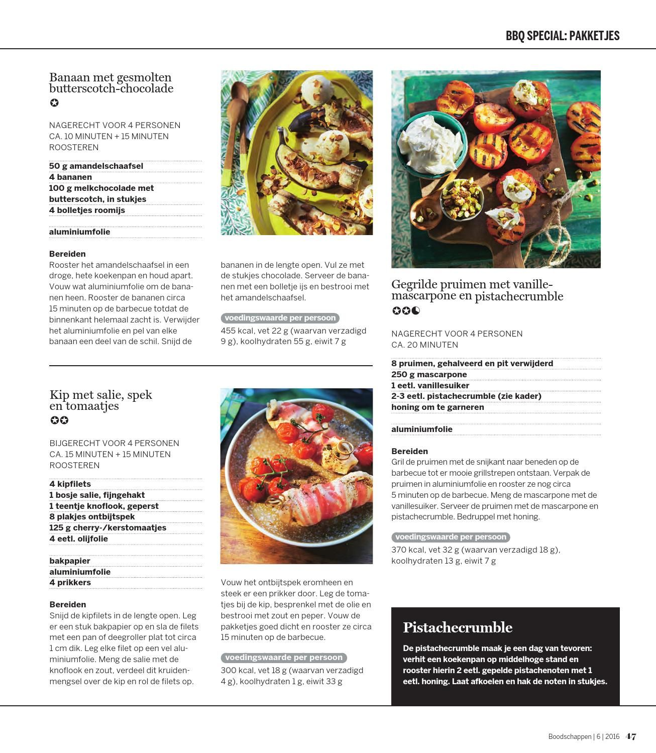 Bs0616 issuu by Boodschappen - issuu