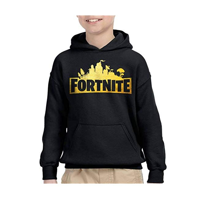 Valley Adults Kids Fortnite Inspired Sweatshirt Hoody T-Shirt PS4 Gaming  Childrens Top  boys  clothing 0be0a3671