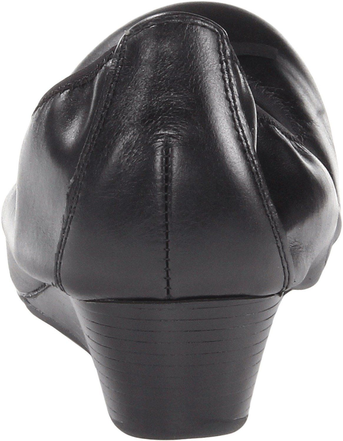 Hush Puppies Womens Candid Ballet FlatBlack Leather6.5 M US * Read more  reviews of