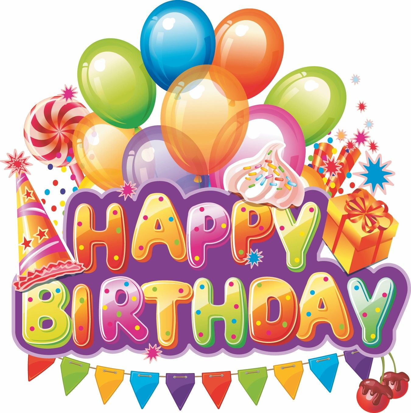 17 Best images about Birthday clip art on Pinterest | Happy, Music ...