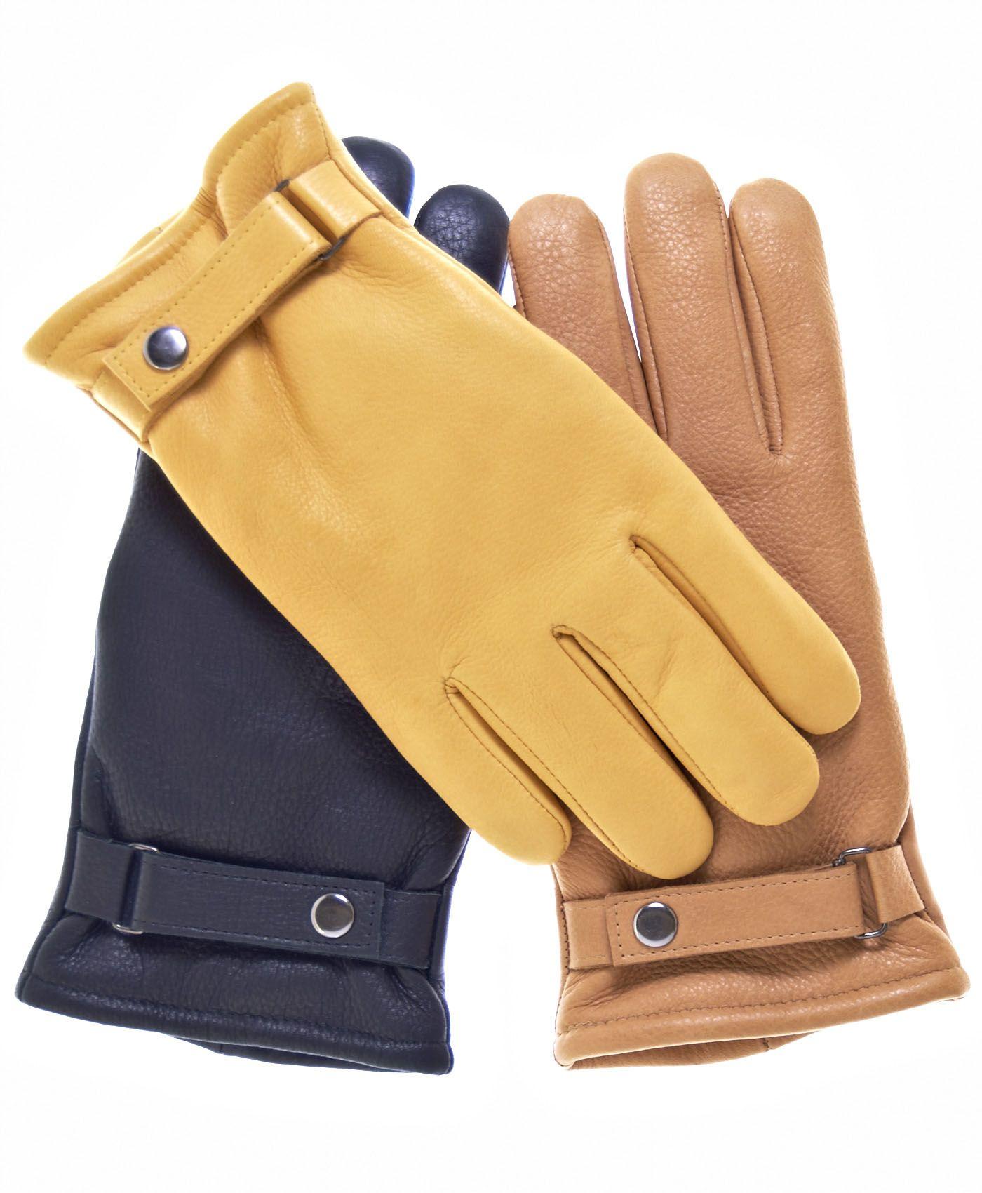 American Classics Winter Deerskin Gloves By American ...