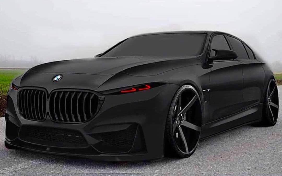 BMW M9 concept in 2020   Bmw m9, Matte black bmw, Bmw