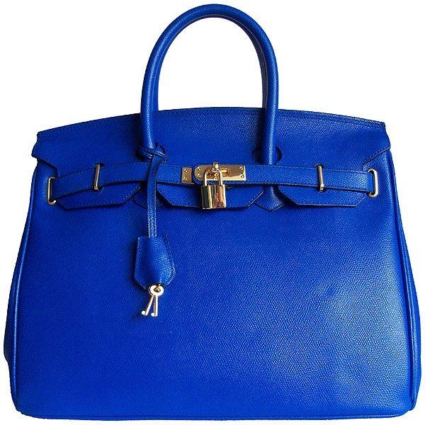 Blue Purses