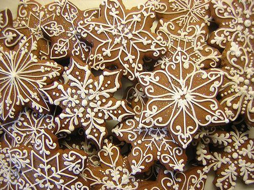 Biscoitos decorados - Decorated Cookies
