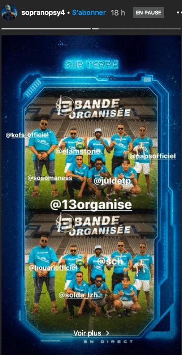Jul Bande Organisee Parole : bande, organisee, parole, Soprano:, Valide, Envoie, Force, Soprano,, Chanteur