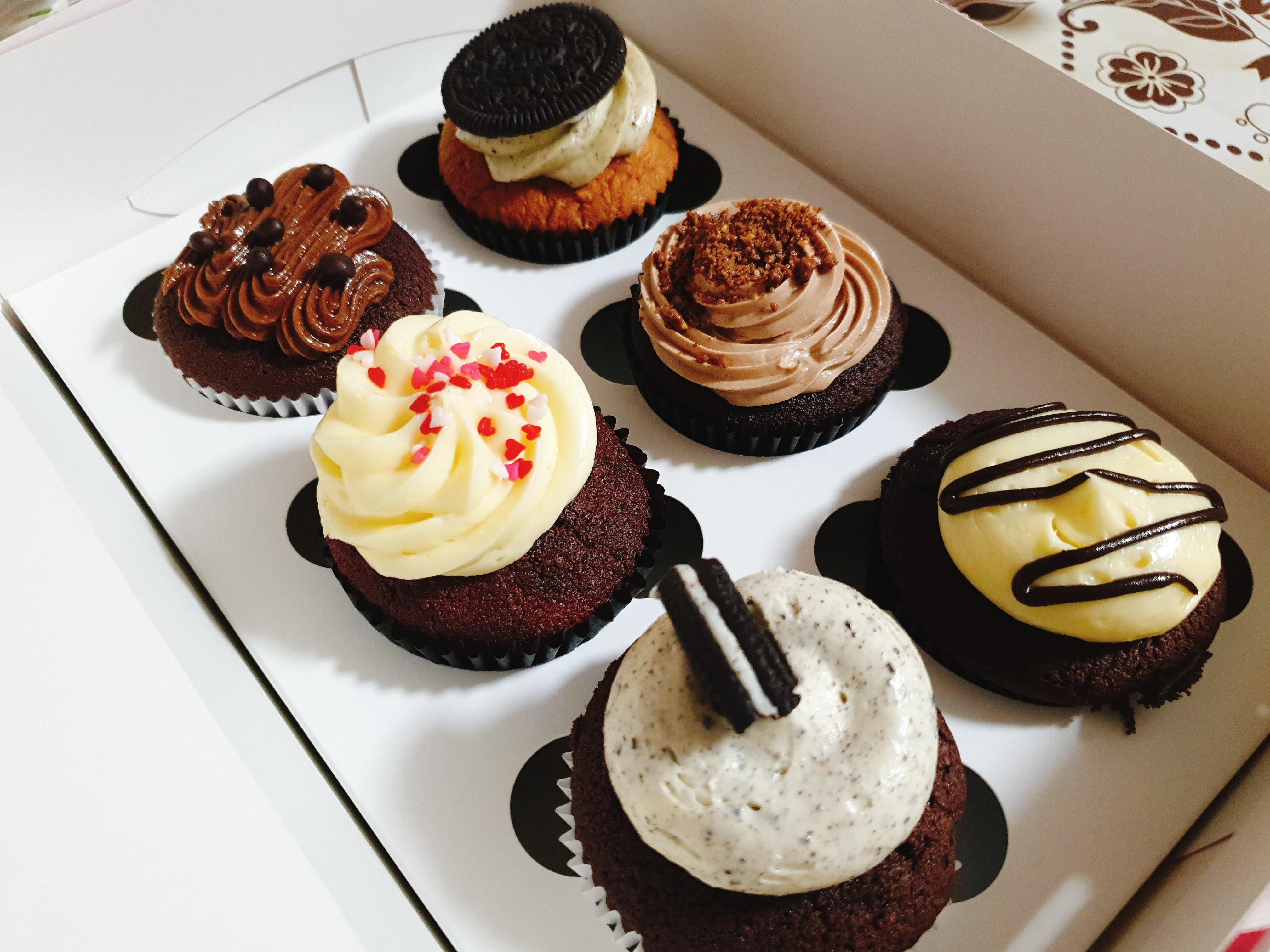 Cupcakes from Twelve Cupcakes