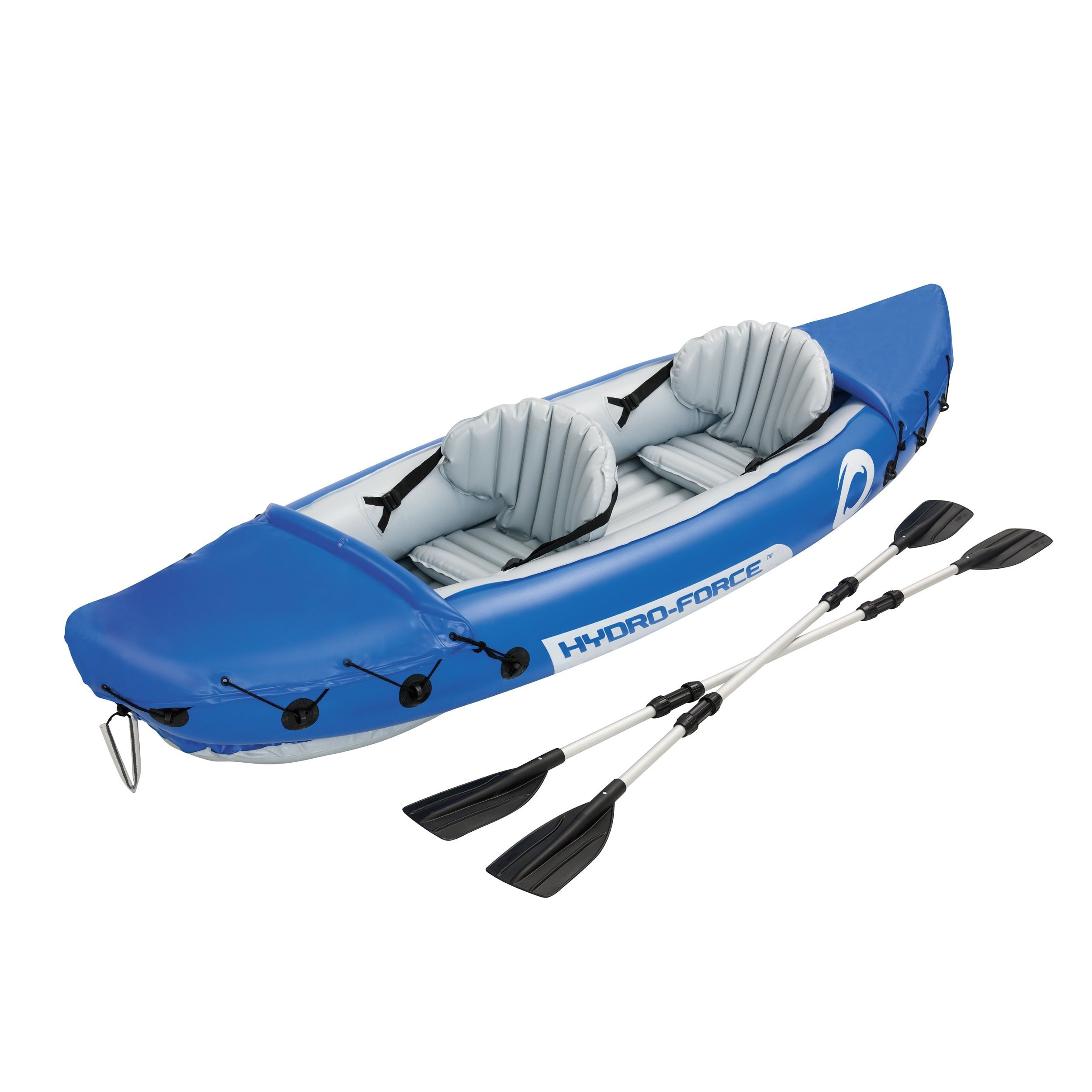 Bestway Lite Rapid X2 Kayak 126 Inches X 35 Inches 1 Blue In