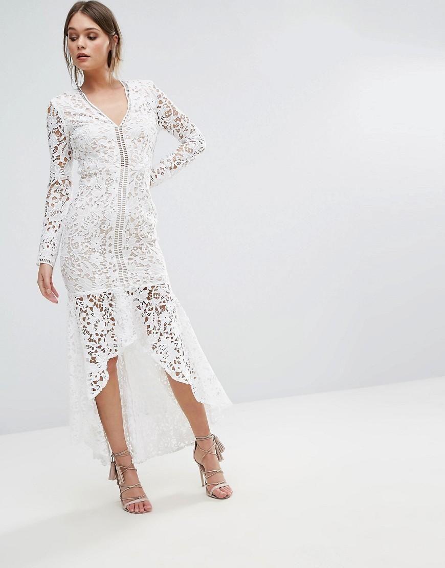 white peplum dress long sleeve