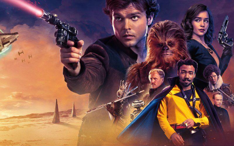 Wallpaper Movie Solo A Star Wars Story All Cast Star Wars Disney Plus War Stories
