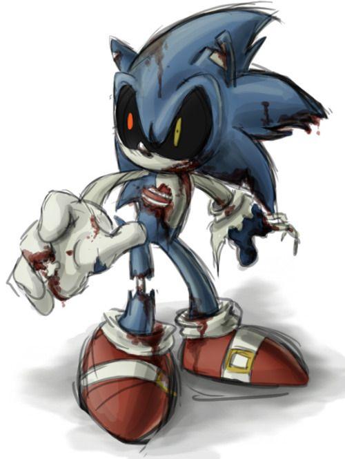 Justintrr Zombie Sonic By Lawlietlk Sonic Dibujos Personajes De Videojuegos Fondos De Comic