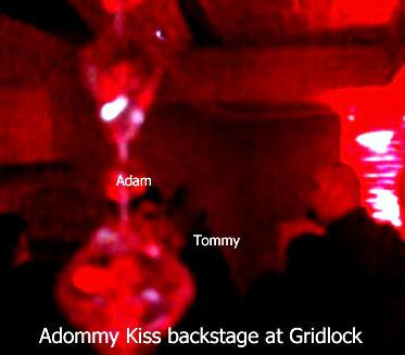 Tommy Joe Ratliff Funny Omfg They Even Kissed Backstage