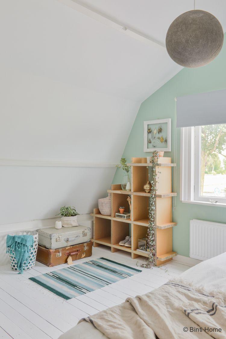 slaapkamer inrichten ideen voor opbergen